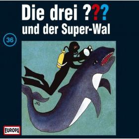 Die drei Fragezeichen Folge 036 und der Super-Wal