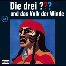 Die drei Fragezeichen Folge 041 und das Volk der Winde