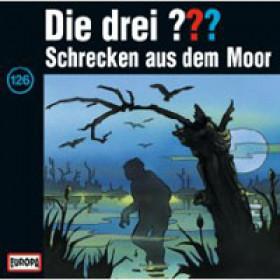Die drei Fragezeichen Folge 126 Schrecken aus dem Moor