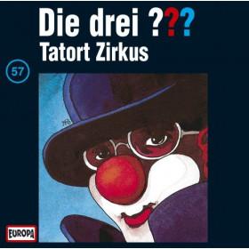 Die drei Fragezeichen Folge 057 Tatort Zirkus