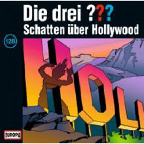 Die drei Fragezeichen Folge 128 Schatten über Hollywood