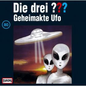 Die drei Fragezeichen Folge 080 Geheimakte Ufo