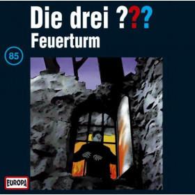 Die drei Fragezeichen Folge 085 Feuerturm