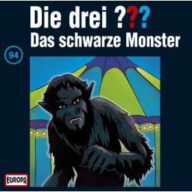Die drei Fragezeichen Folge 094 Das schwarze Monster
