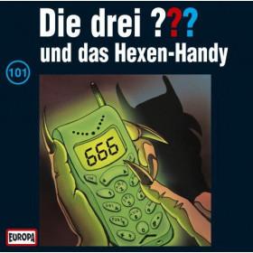 Die drei Fragezeichen Folge 101 Hexenhandy