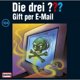 Die drei Fragezeichen Folge 104 Gift per e-mail