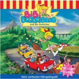 Bibi Blocksberg Folge 23 und der Autostau