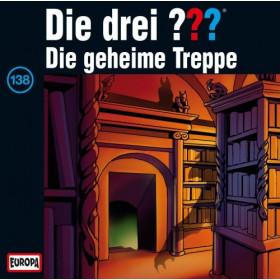 Die drei Fragezeichen Folge 138 die geheime Treppe