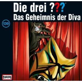Die drei Fragezeichen Folge 139 Das Geheimnis der Diva