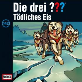 Die drei Fragezeichen Folge 142 Tödliches Eis