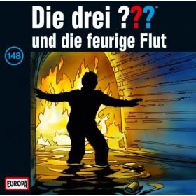 Die drei Fragezeichen Folge 148 und die feurige Flut
