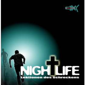 Nightlife - Lektion des Schreckens - Hörspiel