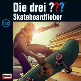 Die drei Fragezeichen Folge 152 Skateboardfieber