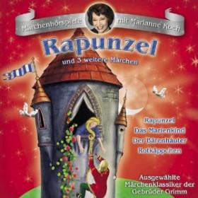 Märchenland - Rapunzel + 3 weitere Märchen - Hörspiel