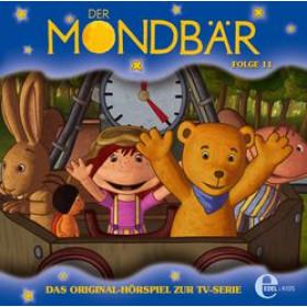 Der Mondbär - Das Original-Hörspiel zur TV-Serie - Folge 11