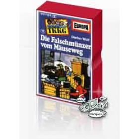 MC TKKG 011 Die Falschmünzer vom Mäuseweg