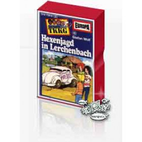 MC TKKG 018 Hexenjagd in Lerchenbach