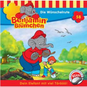 Benjamin Blümchen Folge 58 Die Wünschelrute