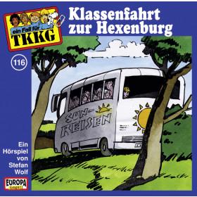 MC TKKG 116 Klassenfahrt zur Hexenburg