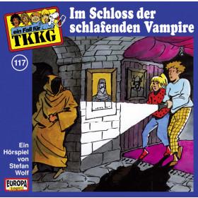 MC TKKG 117 Im Schloß der schlafenden Vampire