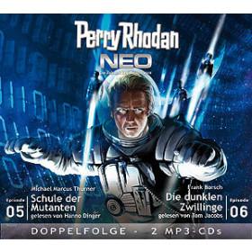 Perry Rhodan Neo MP3 Doppel-CD Folgen 05+06