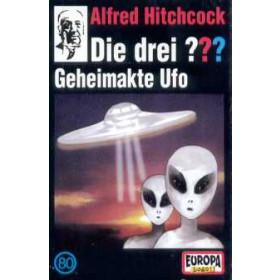 MC Die drei ??? 080 Geheimakte Ufo