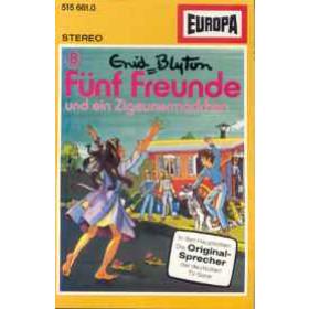 MC Europa Fünf Freunde 008 und ein Zigeunermädchen