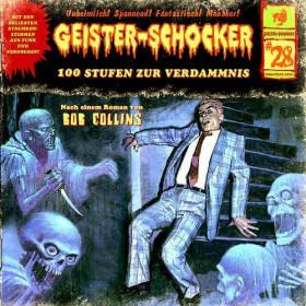 Geister-Schocker 28 100 Stufen Zur Verdammnis