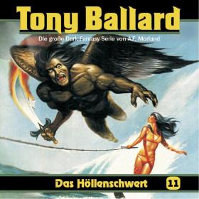 Tony Ballard 11 - Das Höllenschwert