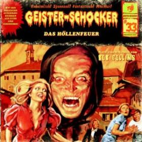 Geister-Schocker 33 Das Höllenfeuer