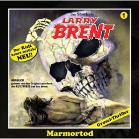 Larry Brent - Folge 01: Marmortod (Romantruhe)
