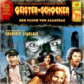 Geister-Schocker 34 Der Fluch Von Alcatraz