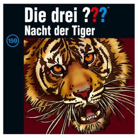 Die drei Fragezeichen Folge 159 Nacht der Tiger