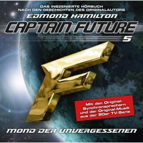 Captain Future 05 - Der Mond der Unvergessenen