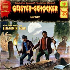 Geister-Schocker 35 Untot