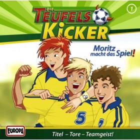 MC Teufelskicker - 01: Moritz macht das Spiel!
