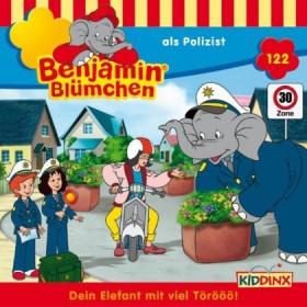 Benjamin Blümchen Folge 122 Benjamin Blümchen als Polizist