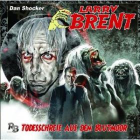 Larry Brent - Folge 08: Todesschreie aus dem Blutmoor