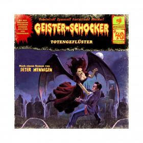 Geister-Schocker 40 Totengeflüster