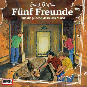 Fünf Freunde 102 Und die goldene Maske des Pharao
