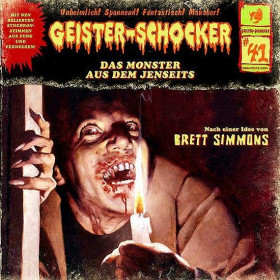 Geister-Schocker 41 Das Monster aus dem Jenseits