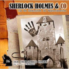 Sherlock Holmes und Co. 06 - Der überflüssige Finger