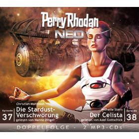 Perry Rhodan Neo MP3 Doppel-CD Folgen 37+38