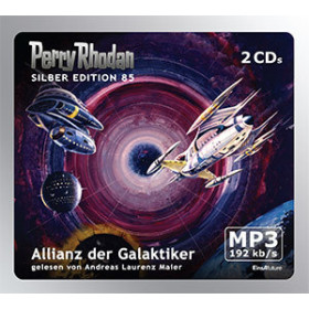 Perry Rhodan Silber Edition 85 Allianz der Galaktiker
