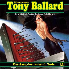 Tony Ballard 15 - Der Sarg der tausend Tode