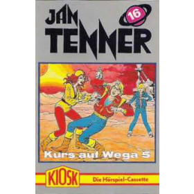 MC Kiosk Jan Tenner 16 Kurs auf Wega 5