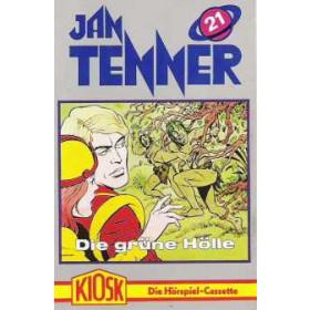 MC Kiosk Jan Tenner 21 Die grüne Hölle