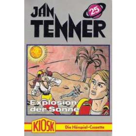 MC Kiosk Jan Tenner 25 Explosion der Sonne