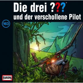 Die drei Fragezeichen Folge 163 und der verschollene Pilot