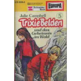 MC Europa Trixie Belden Folge 05 und das Geheimnis im Wald